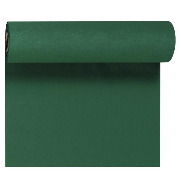 Kuvertløber Dunicel mørkegrøn 40 cm x 24 Meter perforeret - 6 ruller