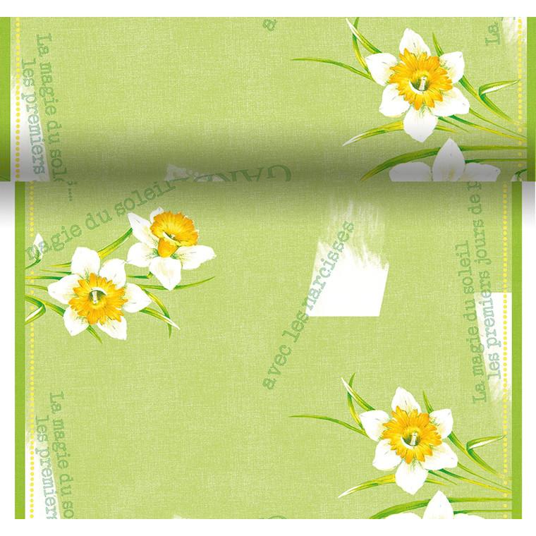 Kuvertløber Dunicel Spring Day 40 cm x 24 meter perforeret - 6 ruller