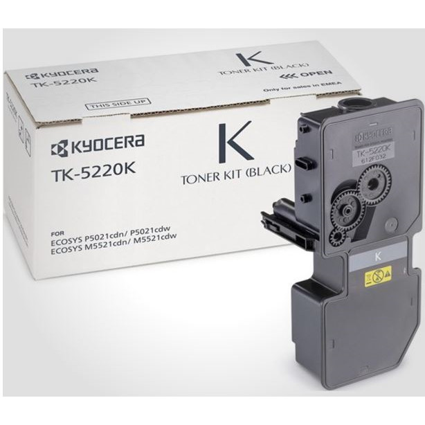 Kyocera Mita TK-5220K Toner black 1.2K