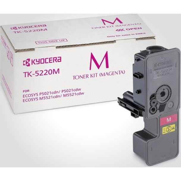 Kyocera Mita TK-5220M Toner magenta 1.2K