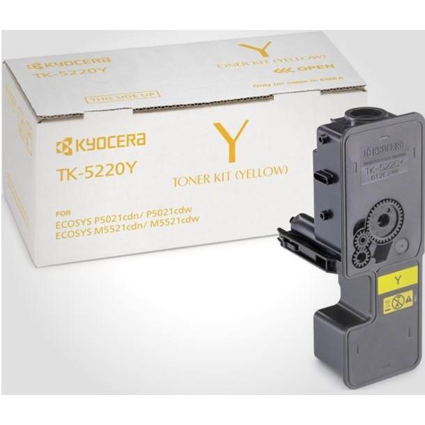 Kyocera Mita TK-5220Y Toner yellow 1.2K