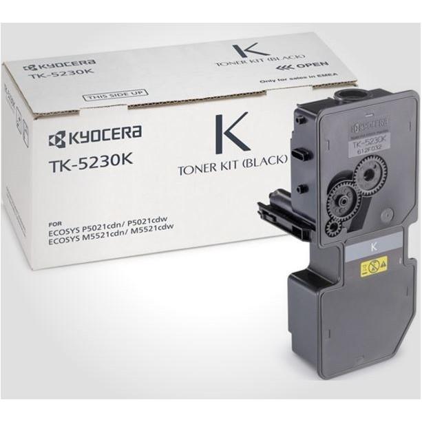 Kyocera Mita TK-5230K Toner black 2.6K