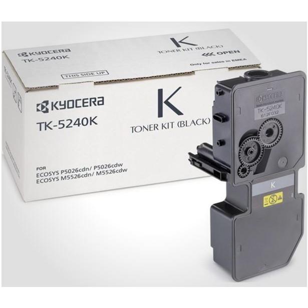 Kyocera Mita TK-5240K Toner black 4K