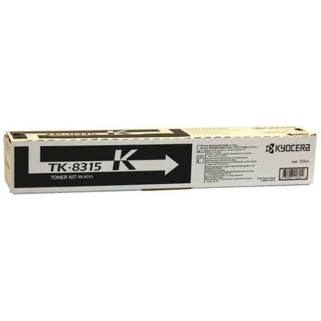Kyocera Mita TK-8315K TASKalfa 2550ci black toner
