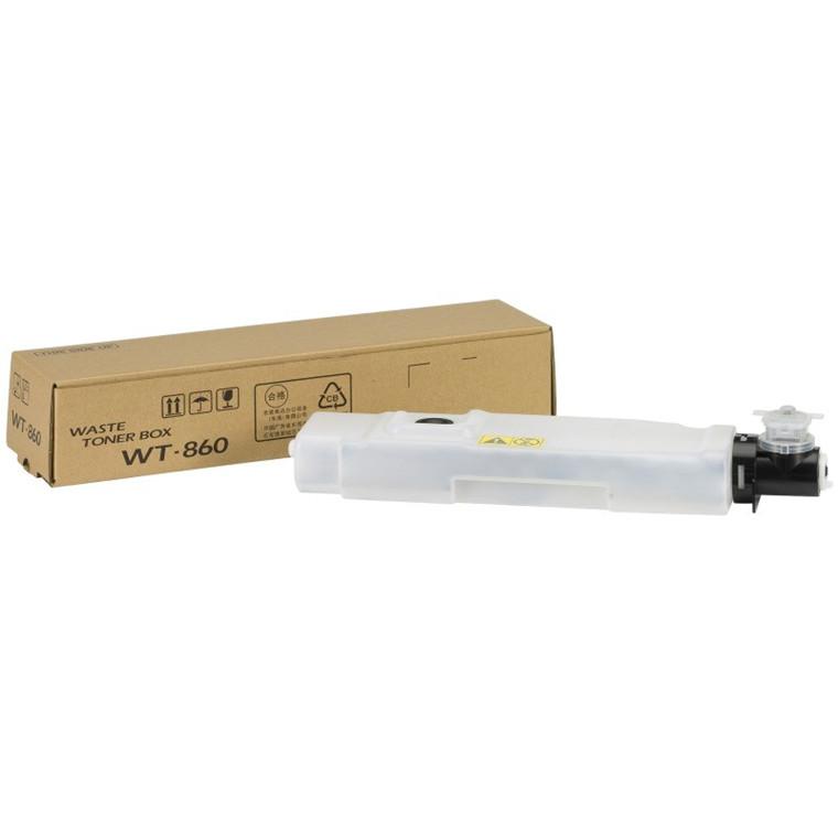 Kyocera Mita WT-860 TASKalfa 3050ci waste toner box