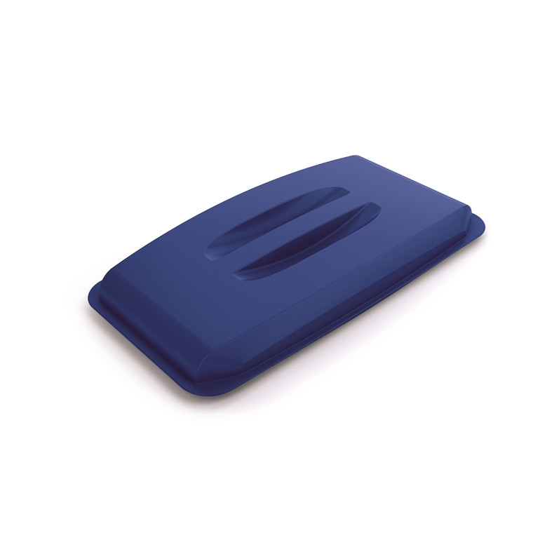 Låg til affaldsspand Durabin 60 - Blå