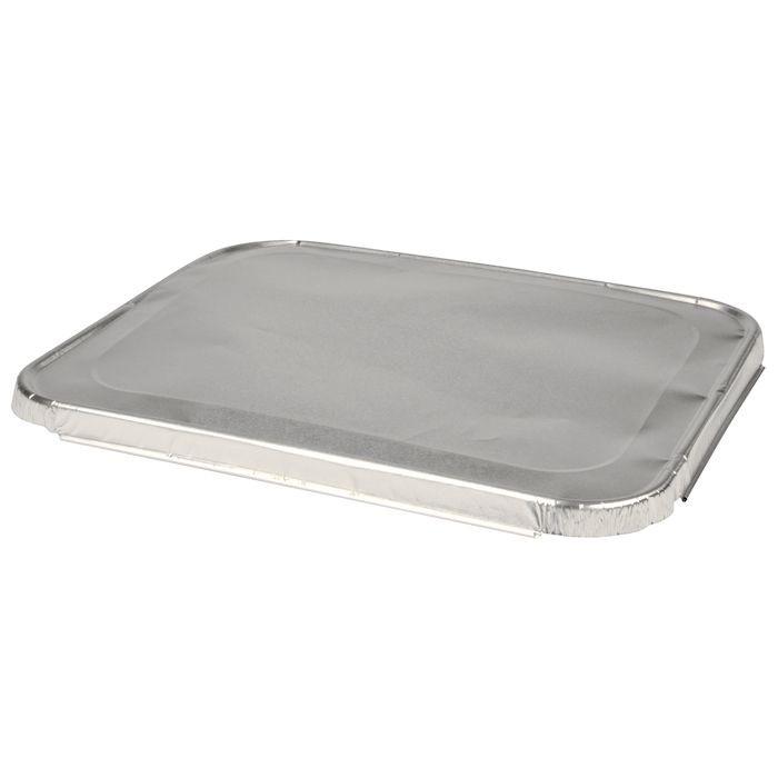 Låg, til  1/2 Gastronorm alubakke, aluminium,