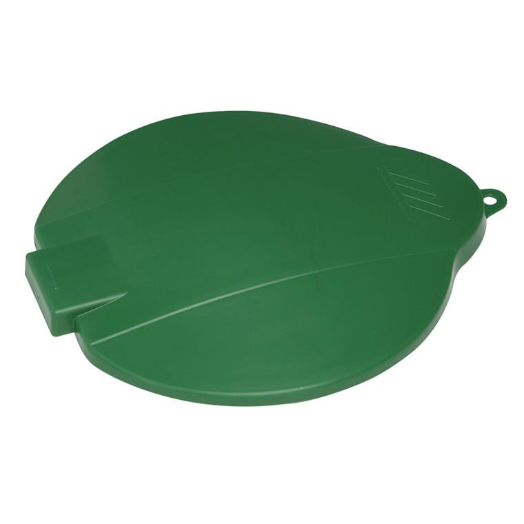 Låg, Vikan Hygiejne, grøn, til spand, 31 cm,