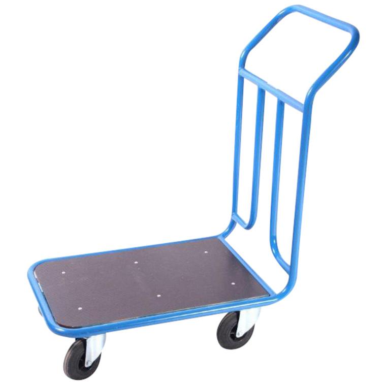 Ladvogn, Tina Trolleys, blå, 85 cm,