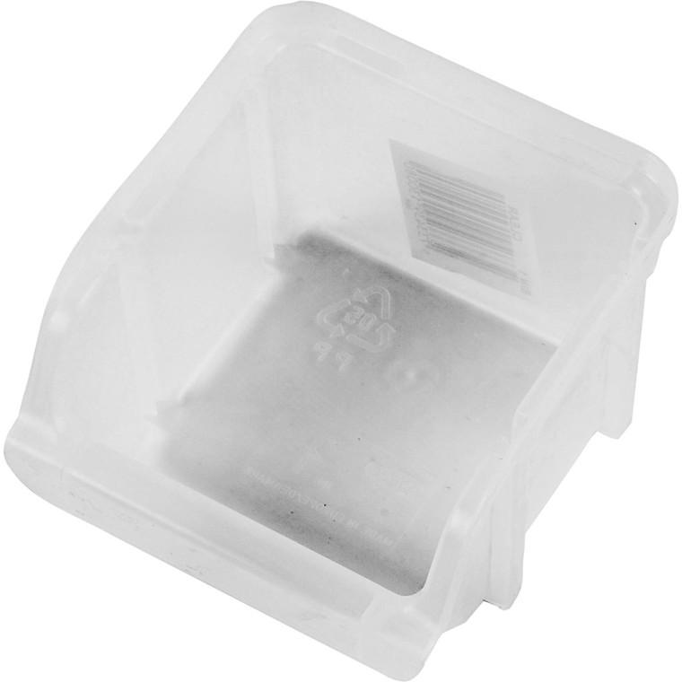 Lagerkasse, LxBxH 11,5x10,3x7,4 cm, str. 1 , 1stk.