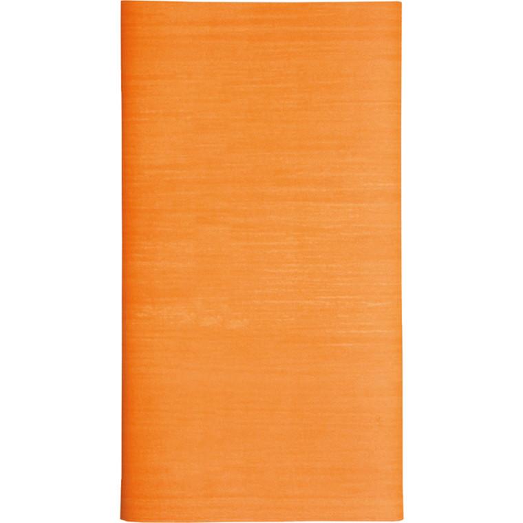 Lara Orange stikdug, Home Fashion designs, orange, airlaid, 80cm x 80cm