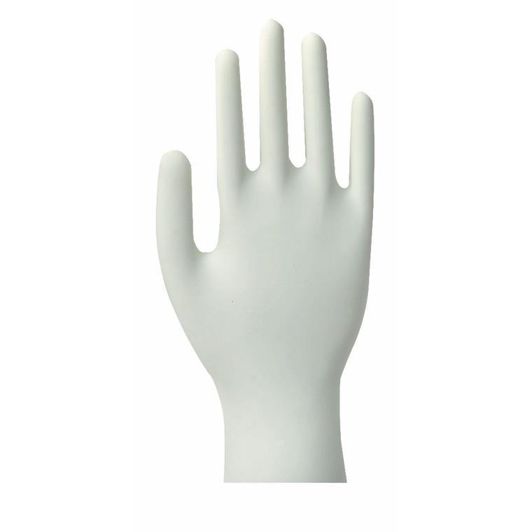 Latexhandsker X-larg pudderfri 100stk/pak