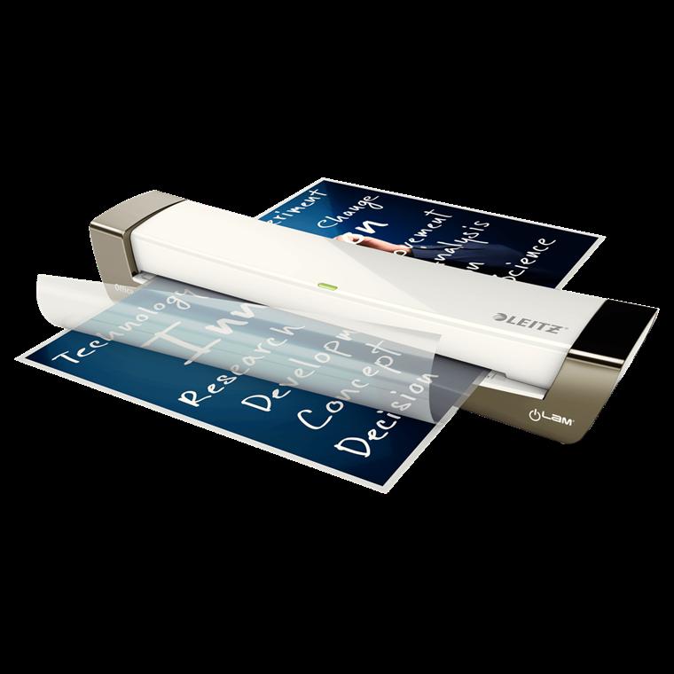 Leitz  iLAM Office  - Laminator A3 Sølv til 80-125 mic