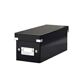 Leitz Storage box Click & Store CD black