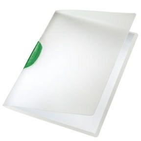 Leitz Clip file ColorClip A4 green