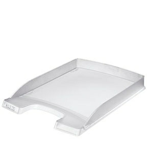 Leitz Letter tray Plus slim Frosted