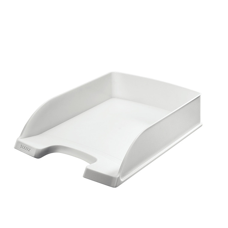 Leitz Plus Standard brevbakke A4 - hvid
