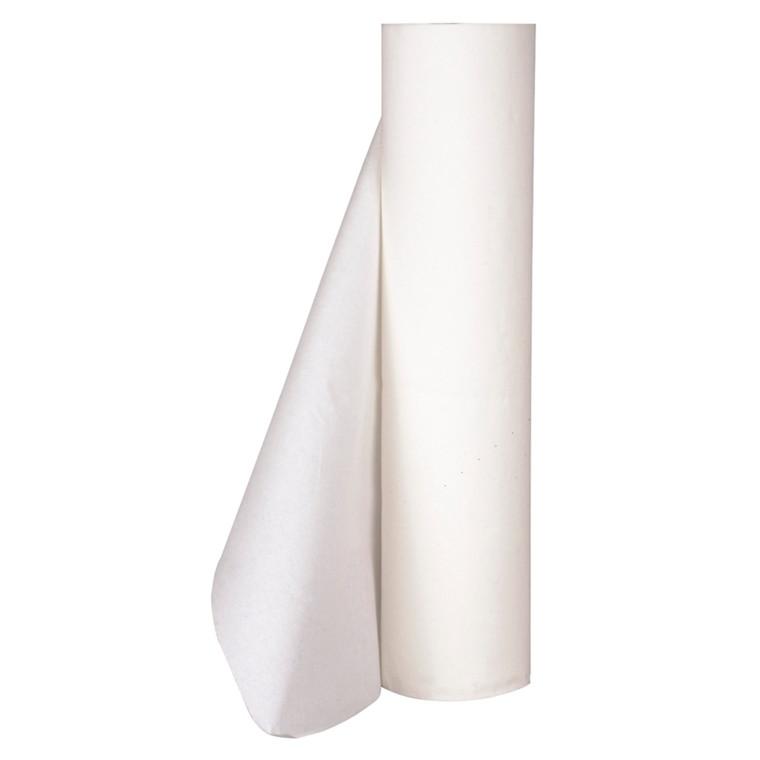 Lejepapir, Care-Ness Excellent, hvid, 2-lags, perforeret, 50 cm x 50 m, 132 ark