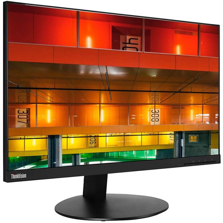 Lenovo 23.8'' Monitor ThinkVision T24i-10, Black