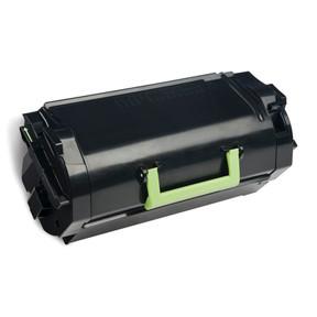 Lexmark 622X toner black ekstra HC 45k