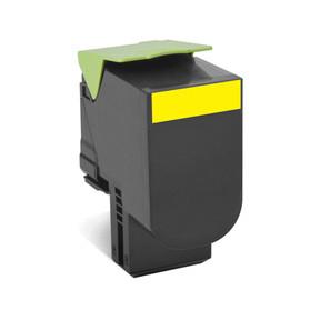 Lexmark 802Y toner yellow  1k