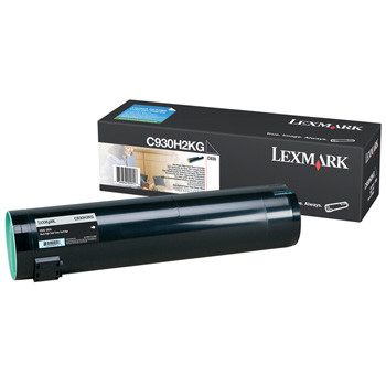 Lexmark C935x toner black high kap.  38K