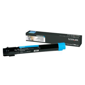 Lexmark C950 toner cyan high kap.  24K