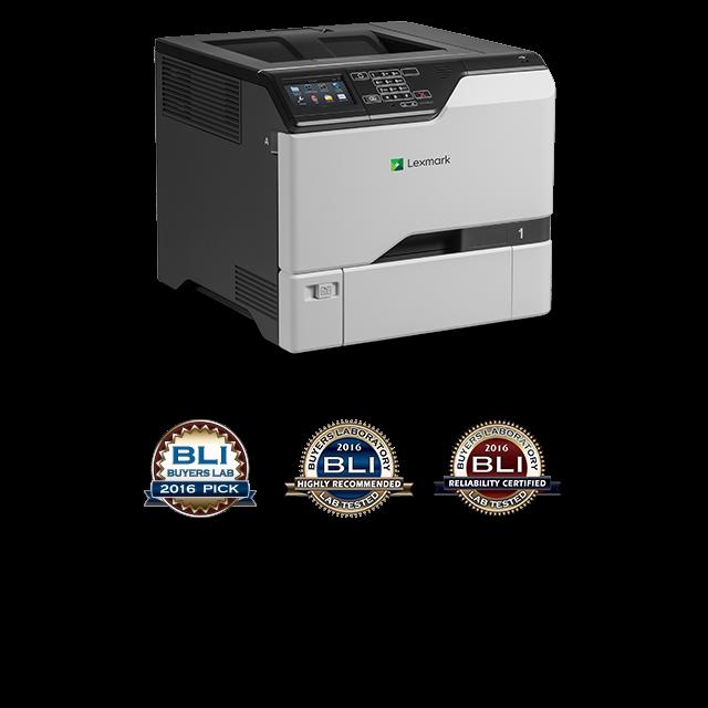 Lexmark CS727de color laser printer