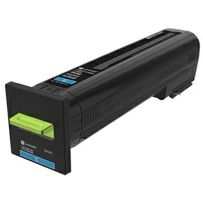Lexmark CX860 cyan toner 55k (Corporate)