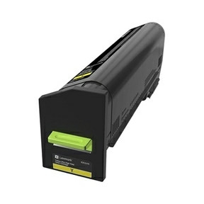 Lexmark CX860 yellow toner 55k (Corporate)