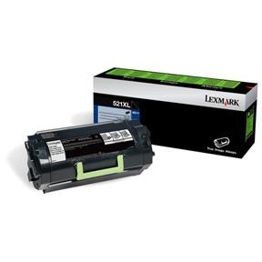 Lexmark MS711dn toner black 45k