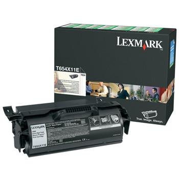 Lexmark T654 toner black Extra HC (prebate) 36K