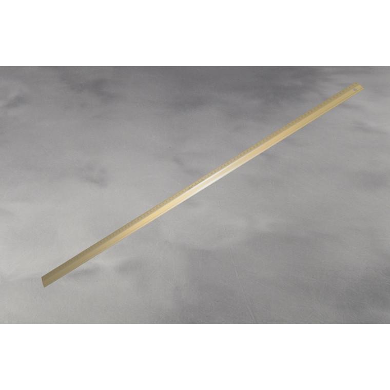 Lineal aluminium LINEX - 100 cm 19100 M