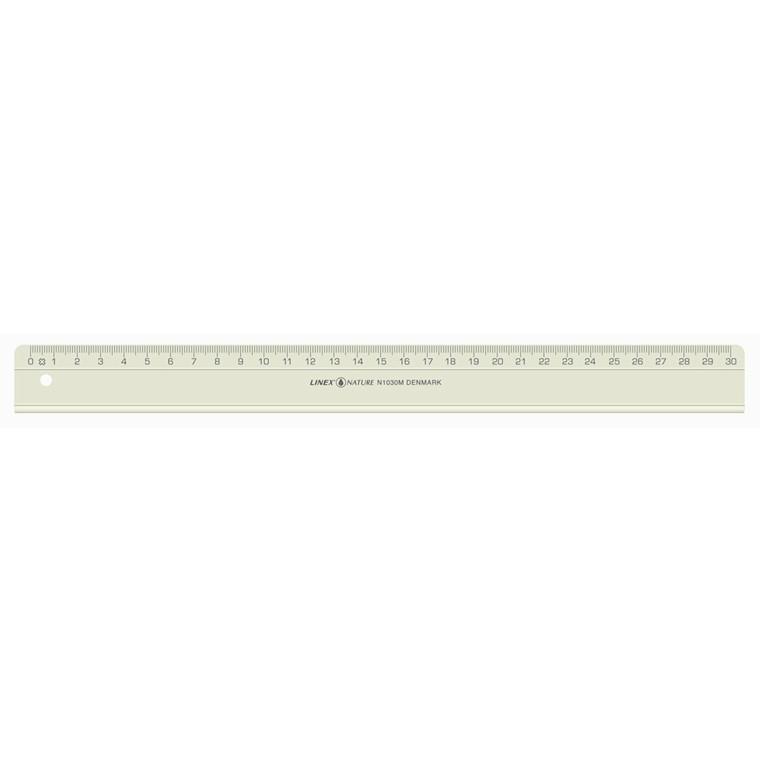Lineal Linex N1030BLK Nature 30 cm bulk