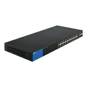Linksys 26-Port Smart Gigabit Switch (LGS326)
