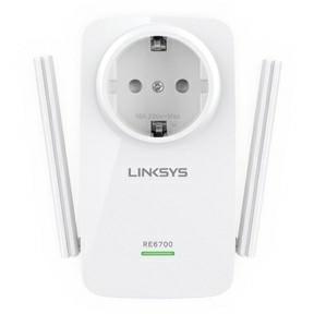 Linksys RE6700, WiFi Range Extender DB AC1200
