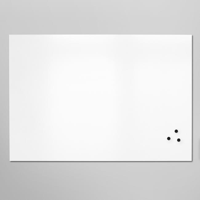 Lintex AIR Whiteboard - Hvid 250 x 120 cm