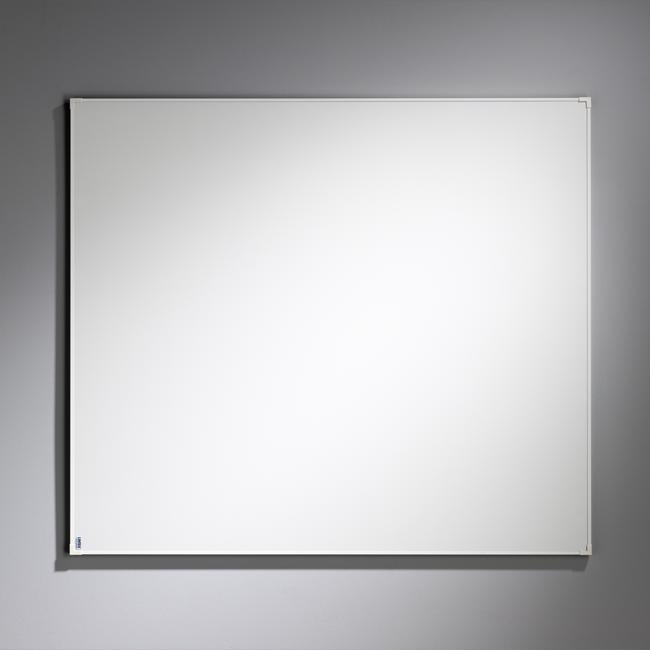 Lintex Boarder - whiteboardtavle med hvid ramme 250 x 120 cm