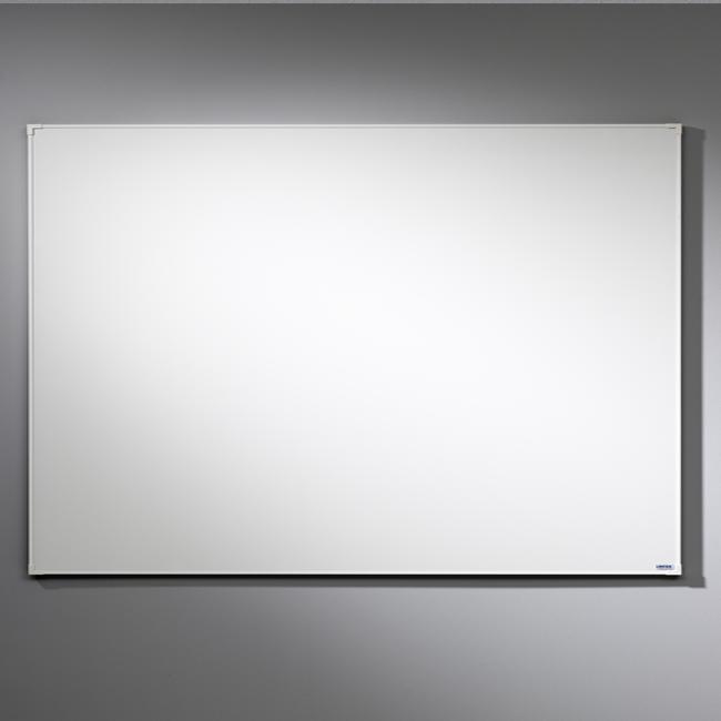 Lintex Whiteboard Boarder - med hvid ramme 300 x 153 cm