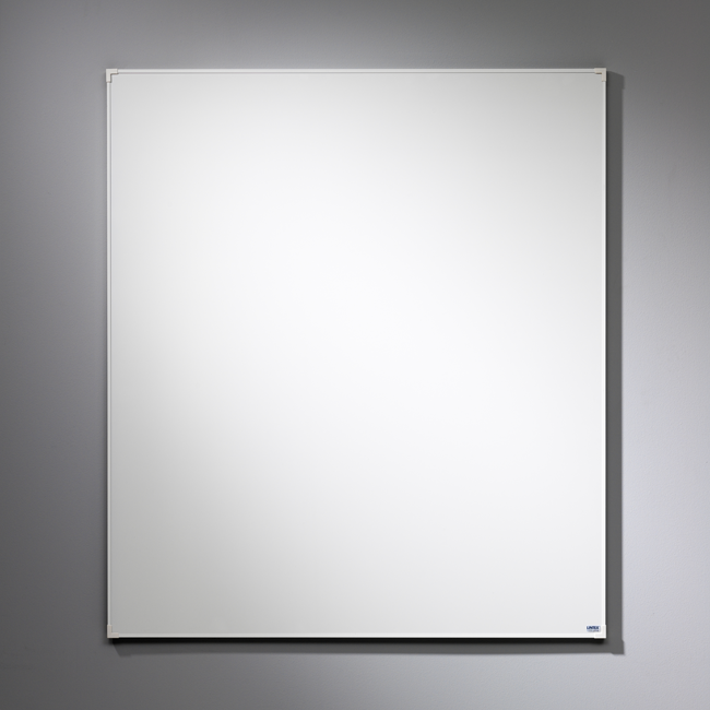 Lintex Whiteboard Boarder - med hvid ramme 45 x 60 cm