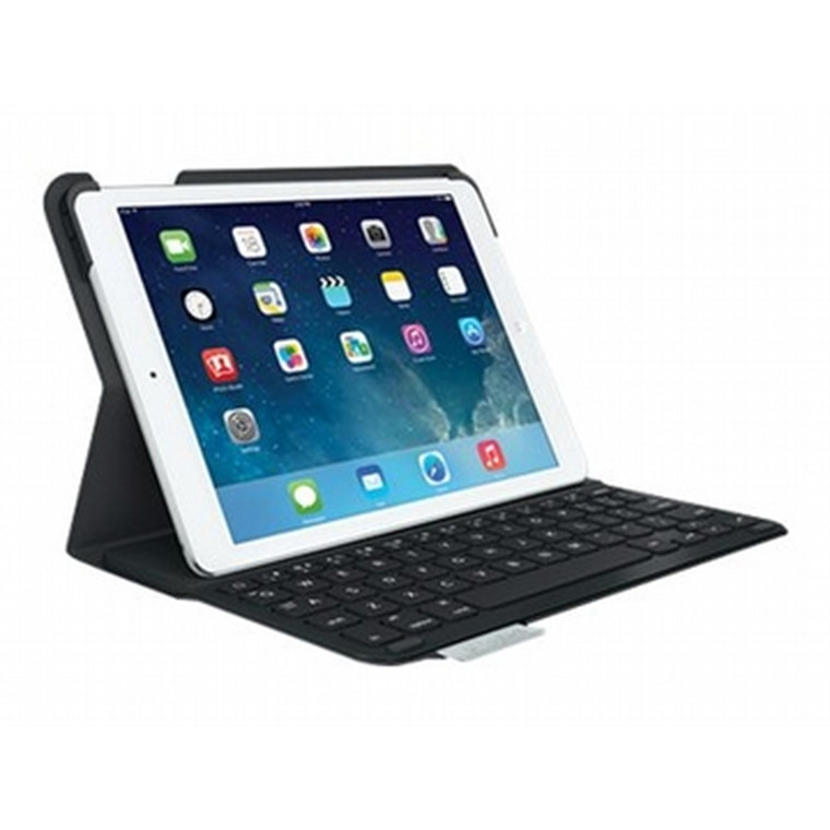 Logitech UltraThin tastatur Folio til ipad (nordic) Midnight Navy