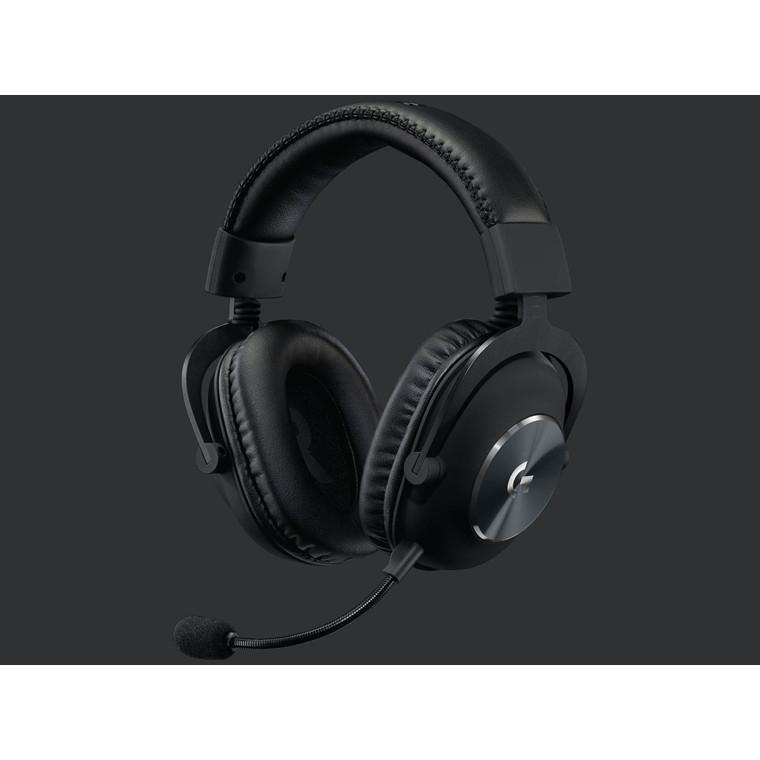 Logitech G Pro X Gaming Headset, Black