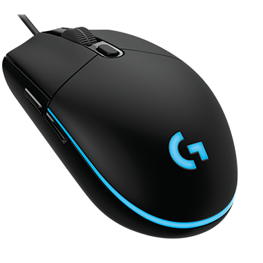 Logitech G203 Prodigy Gaming Mouse, Black