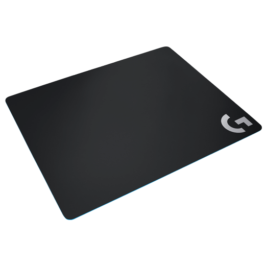Logitech G440 Hard Gaming Mouse Pad, black