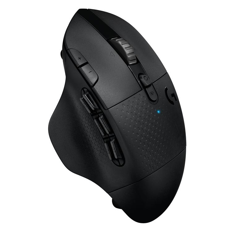 Logitech G604 LIGHTSPEED Wireless Gaming Mouse, Black
