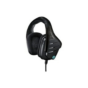 Logitech G633 surround gaming headset