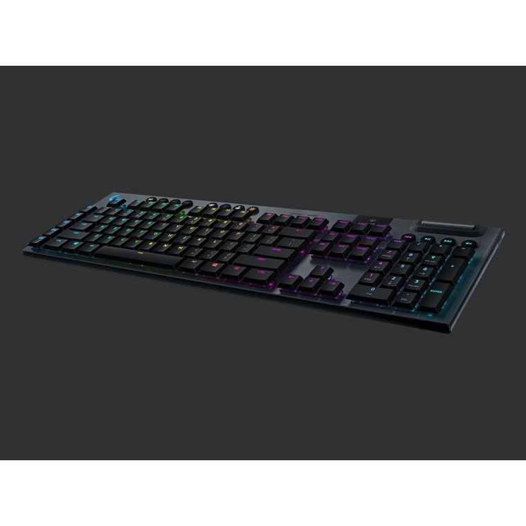 Logitech G915 LS Wireless RGB Mech. Gaming Keyboard - Clicky Switch