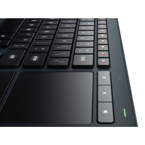 Logitech K830 Illuminated Living-Room Keyboard (Nordic)