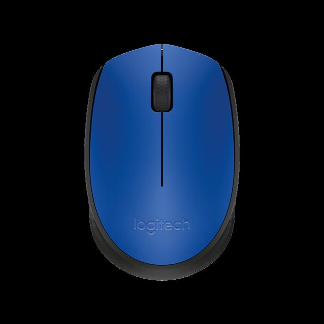 Logitech M171 Mouse Blue
