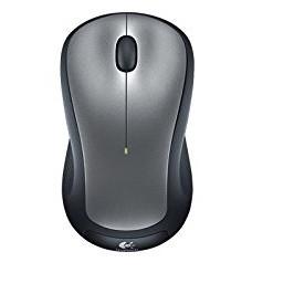 Logitech M310 Wireless Mouse, Silver